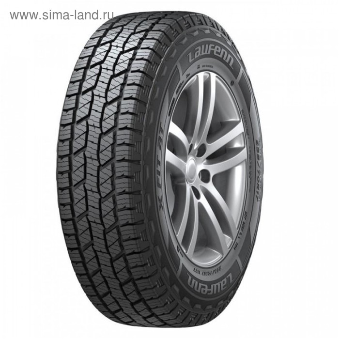 Летняя шина Continental ContiCrossContact UHP ХL 285/50 ZR20 116W