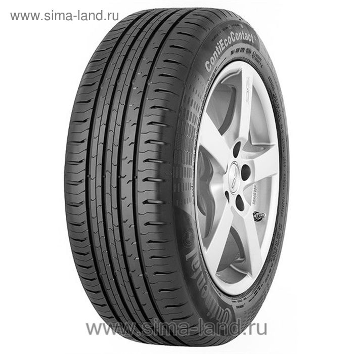 Летняя шина Continental ContiEcoContact 5 TL XL 205/55 R16 94H