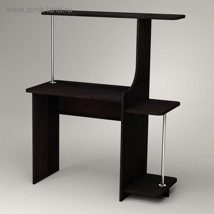 Стол компьютерный СК-1 Мини 1100*1275*520 Венге