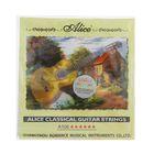 """Струны """"Alice"""" для классической гитары, нейлон и посеребрённая медь"""