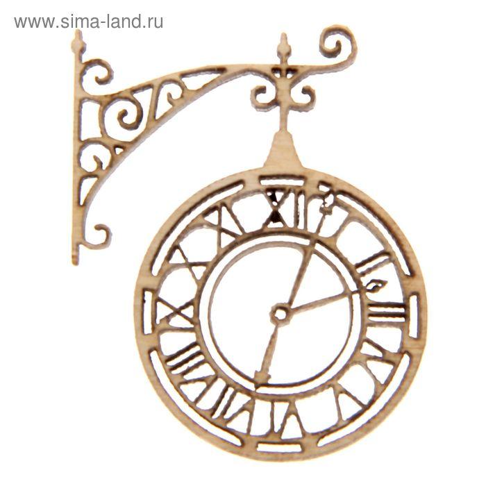 """Декоративный элемент """"Часы"""""""