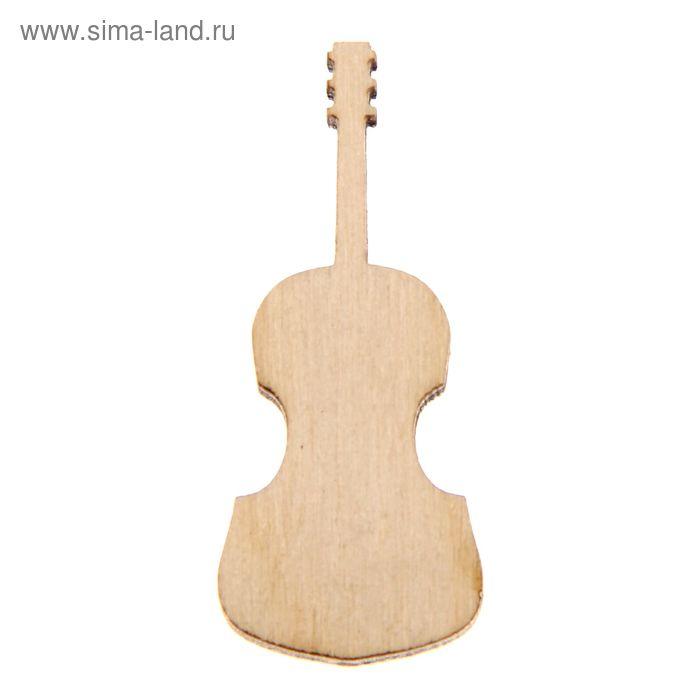 """Декоративный элемент """"Скрипка"""""""