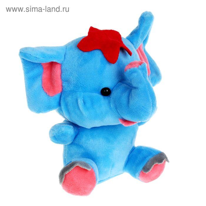 Мягкая игрушка «Слон со звездой», цвета МИКС