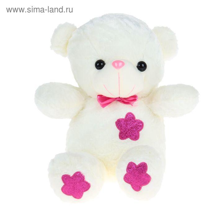 """Мягкая игрушка """"Медведь"""" со звездой на груди и лапках, цвета МИКС"""