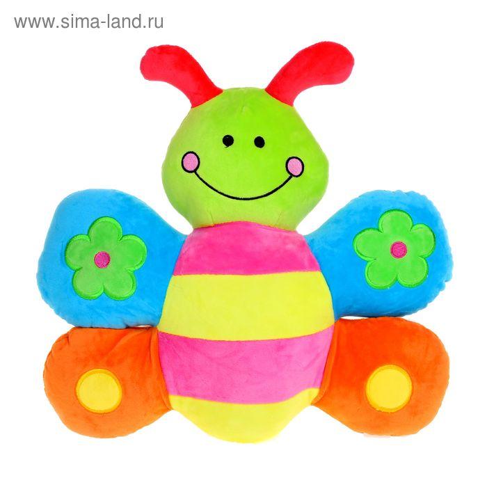 Мягкая игрушка «Бабочка», цвета МИКС