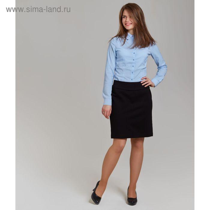 Юбка женская Y0249-0046, цвет чёрный, размер46/170