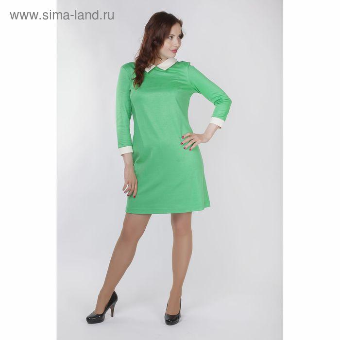 Платье женское Y0225-0111 new, цвет зеленый, размер44/170