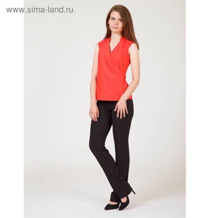 Блуза женская Y6610-0099 new, цвет красный, размер48/170