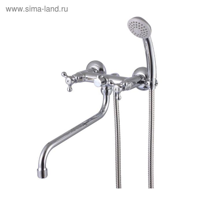 Смеситель для ванны Lemark Plus Harmony LM1451C
