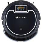 Пылесос-робот Kitfort КТ-503, 25 Вт, 0.3 л, черный