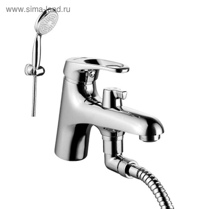 Смеситель на борт ванны Lemark Omega LM3115C
