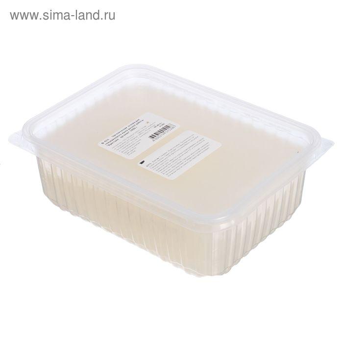 """Основа органическая для глицеринового мыла ручной работы """"Кристалл органик"""", 1 кг"""