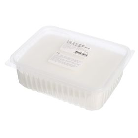 """Основа белая для глицеринового мыла ручной работы """"Кристалл белая"""", 1 кг"""