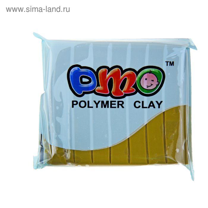 "Полимерная глина 50гр ""PMO"" Коричнево-бежевый SH-11"