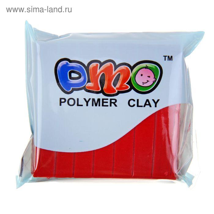 """Полимерная глина 50гр """"PMO"""" Вишневый SH-33"""