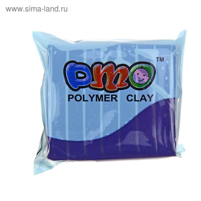 "Полимерная глина 50гр ""PMO"" Темно-сливовый SH-56"