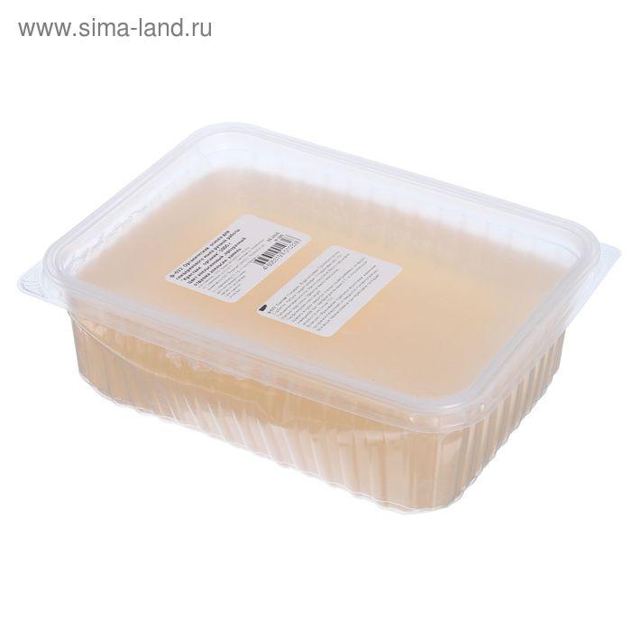 """Основа органическая для глицеринового мыла """"Кристалл органик"""", цвет апельсин, отдушка апельсин-ваниль, 1 кг"""