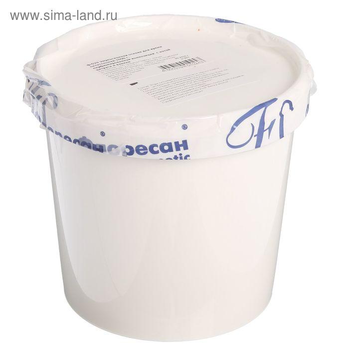 Эмульсионная основа для крема питательная, парфюмерная композиция с нотой цитруса и ванили, 1 кг