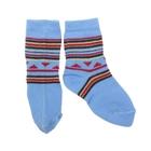 Носки детские ЛС46, цвет голубой, р-р 12