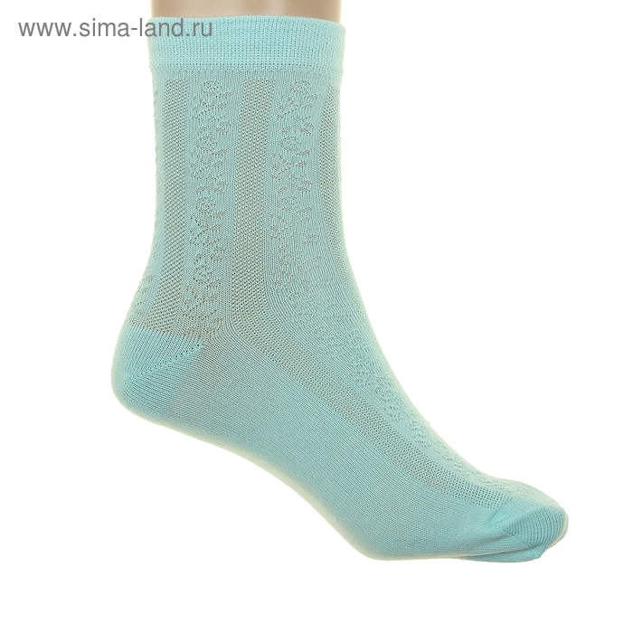 Носки детские, размер 20-22, цвет ассорти АС56