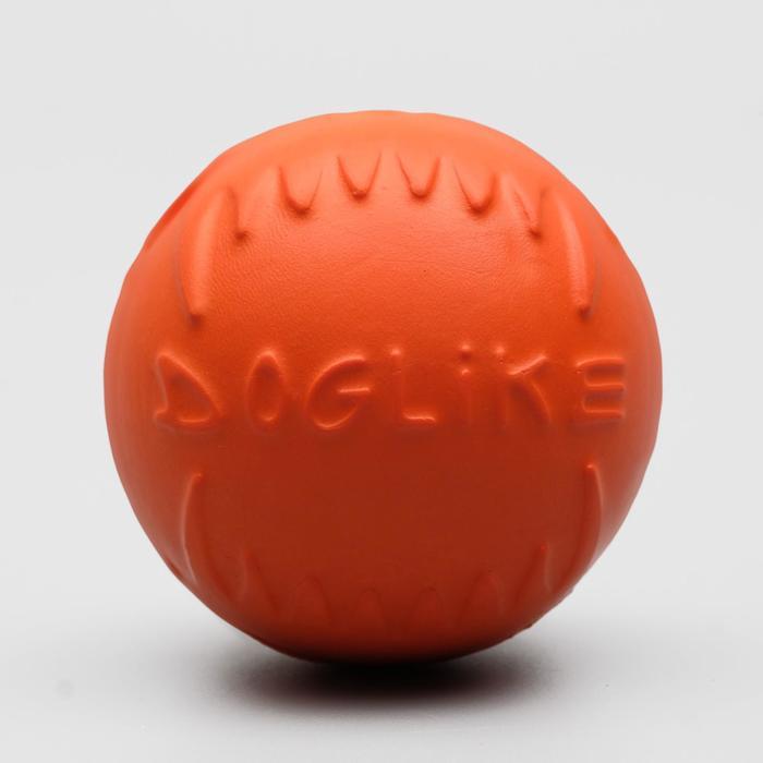 """Мяч для дрессировки """"ДогЛайк"""" малый, диаметр 6,5 см"""