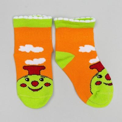 Носки детские, цвет МИКС, размер 12-14