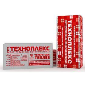Экструзионный пенополистирол ТЕХНОПЛЕКС, 1180х580х100*4 листа