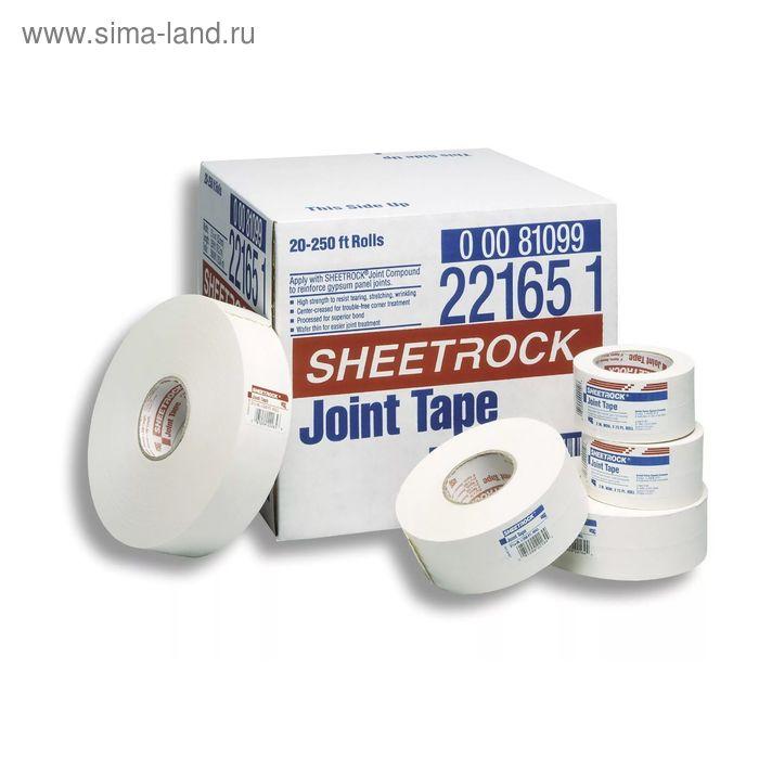 Соединительная лента для заделки швов Шитрок, 5,2см*22,86м