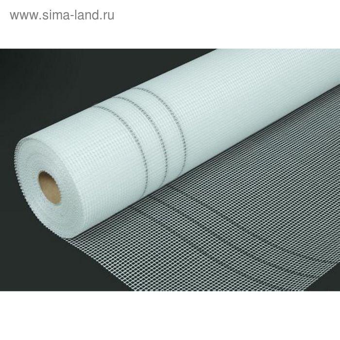 Стеклотканевая армировочная сетка 2х2мм, 1м*50пог.м