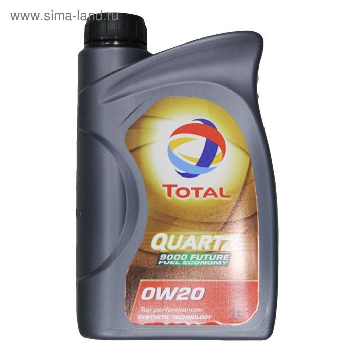 Моторное масло Total Quartz 9000 FUTURE 0W-20, 1 л