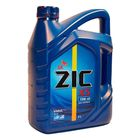 Моторное масло ZIC X5 10W-40, 6 л