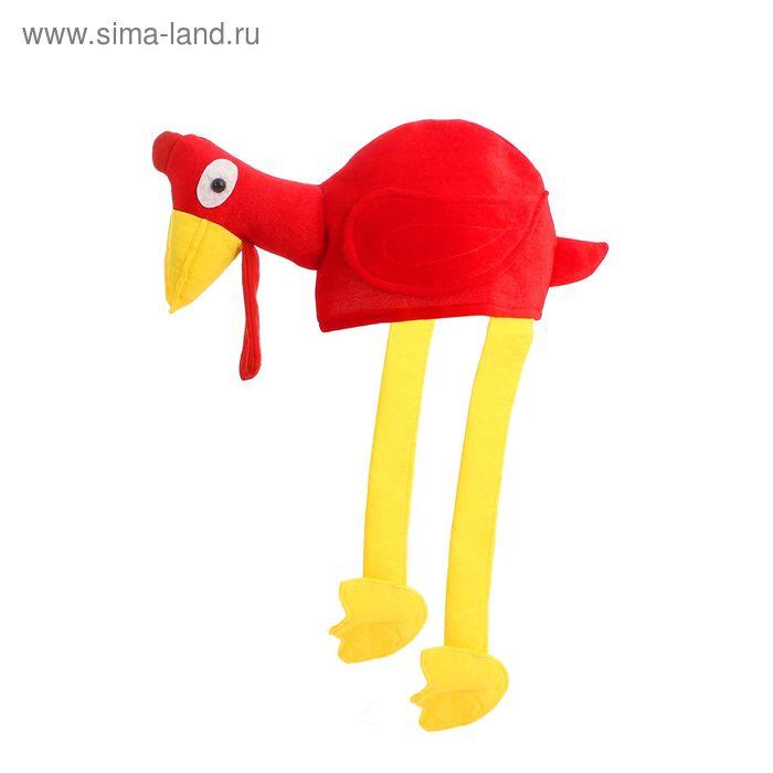 """Карнавальная шляпа """"Курица"""""""