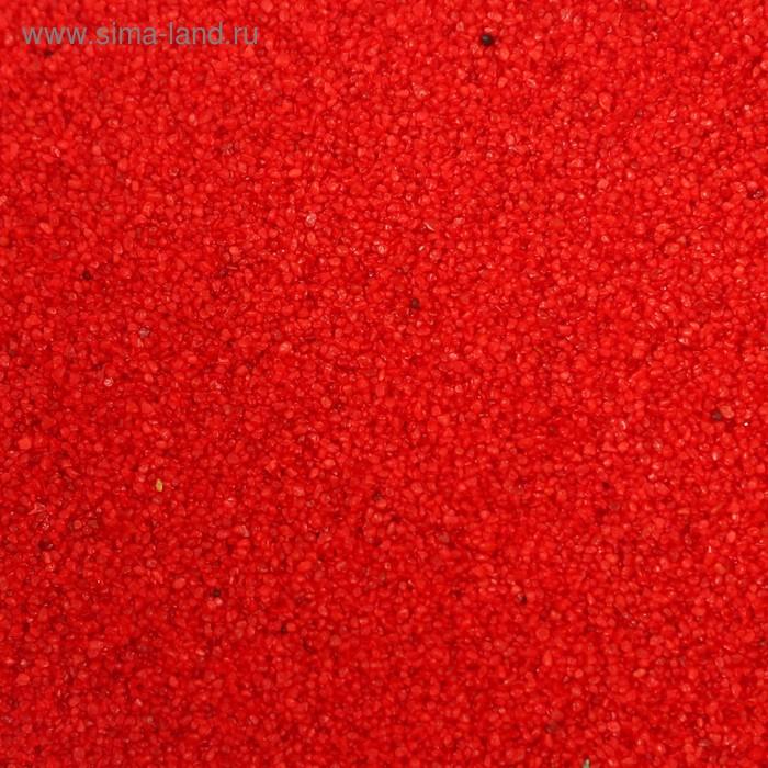 """Песок для рисования """"Красный"""", 1 кг"""