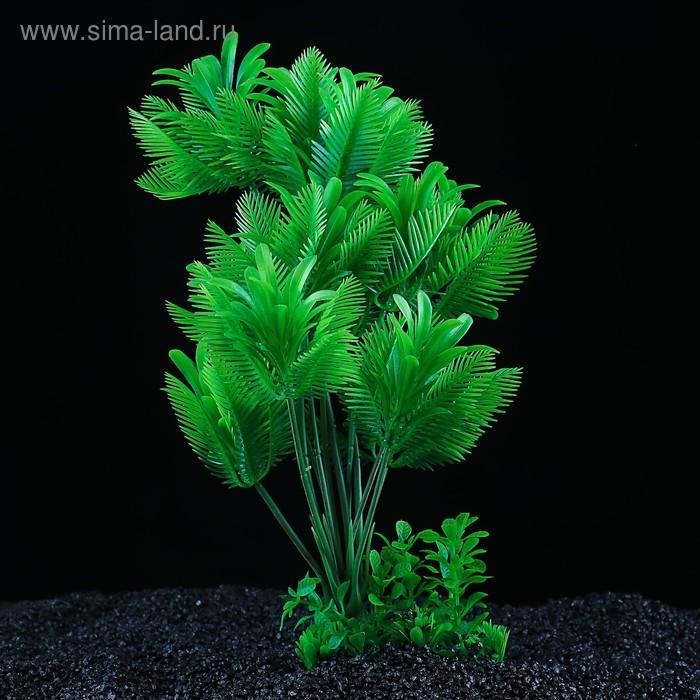 Растение искусственное аквариумное, 32 х 18 х 34 см