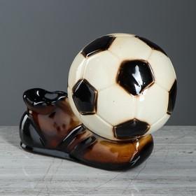 """Копилка """"Мяч"""" глянец"""