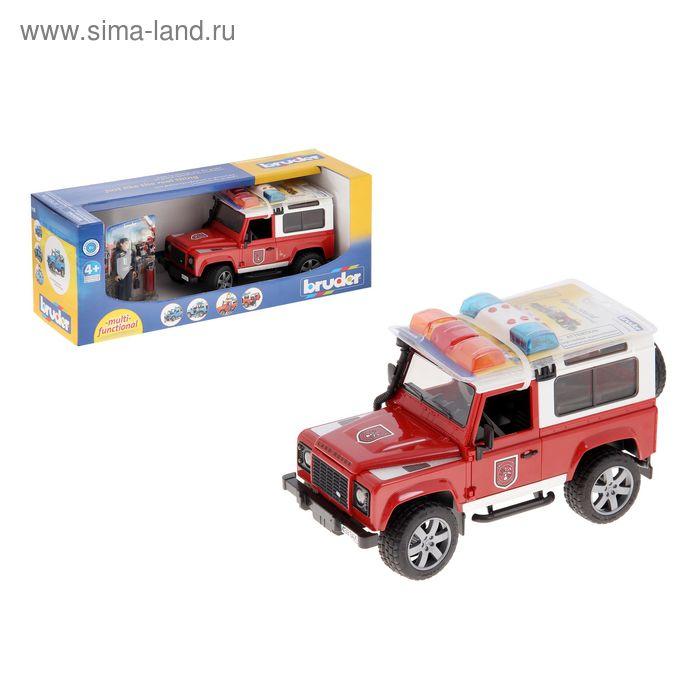 Пожарный внедорожник Land Rover Defender Station Wagon