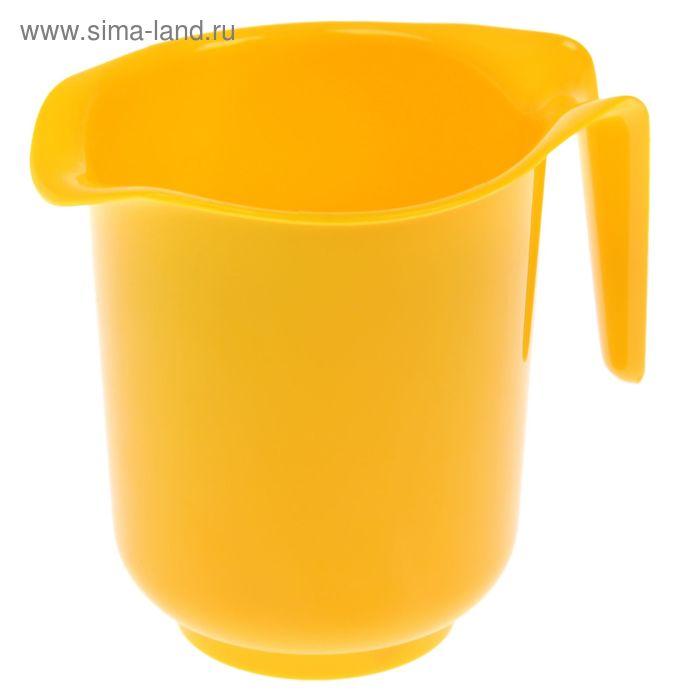 Соусник 400 мл, цвет желтый