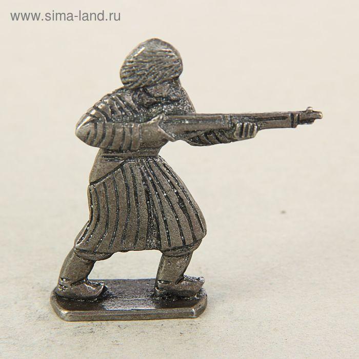 "Сувенир солдатик ""Басмач с ружьем. Белое солнце пустыни"""