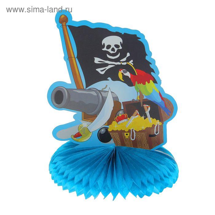 """Украшение для стола """"Пираты"""""""