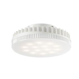 Лампа светодиодная Geniled, GX53, 8 Вт, 2700 К, теплый белый