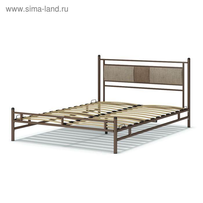 Кровать Мелина 1600х1000х2080 венге