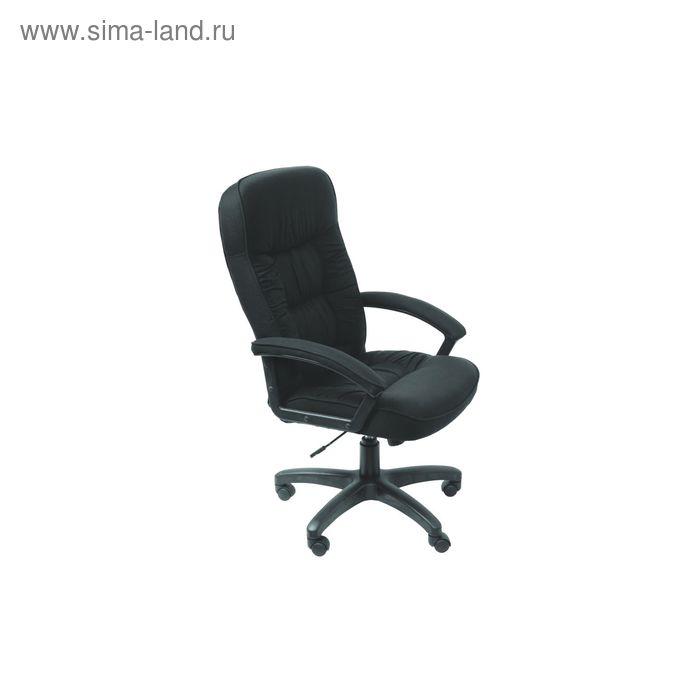 Кресло руководителя T-9908AXSN-Black черный 80-11, ткань