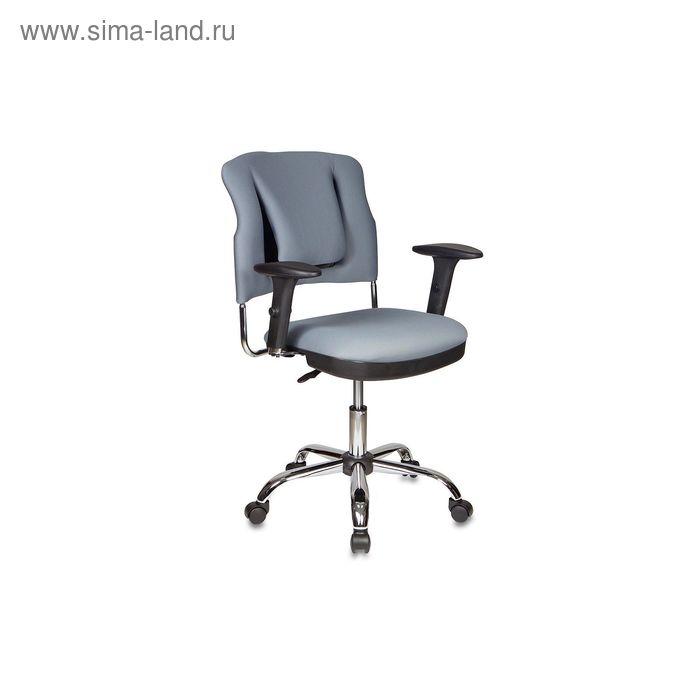 Кресло CH-H323AXSN/G спинка динамичная поддержка, серый 26-25