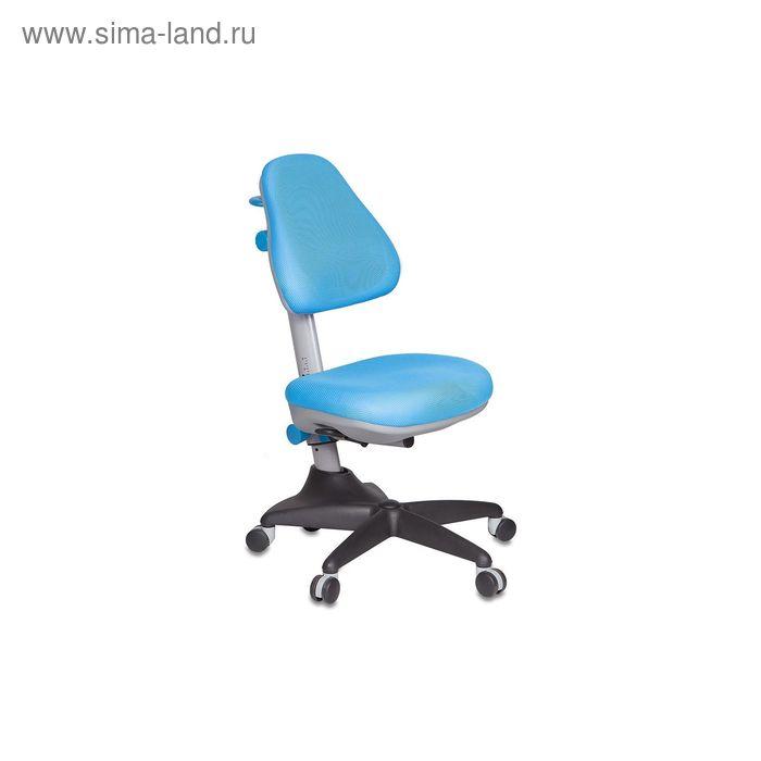 Кресло детское KD-2/BL/TW-55 светло-голубой