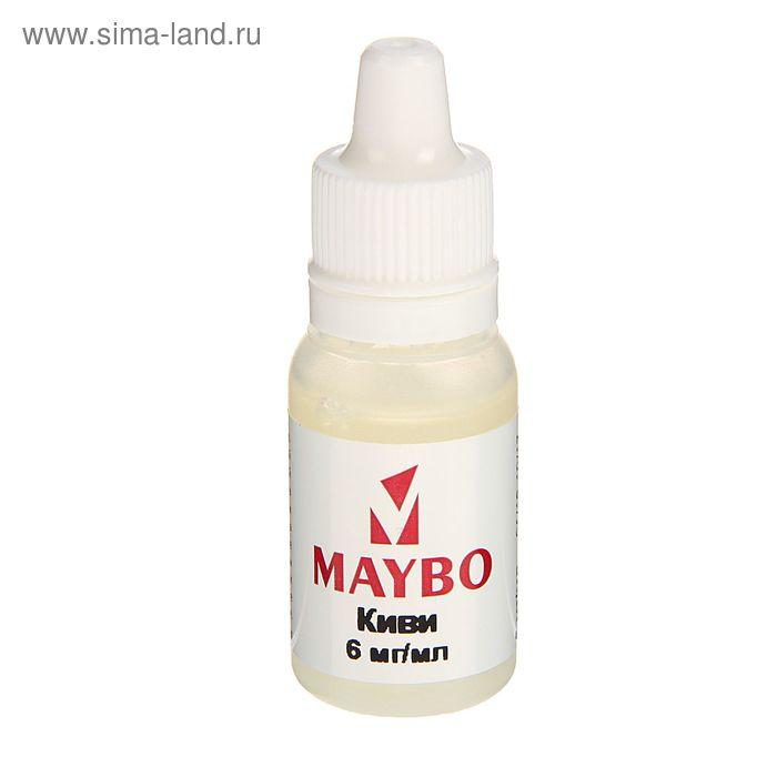 Жидкость для многоразовых ЭИ Maybo, киви, 6 мг