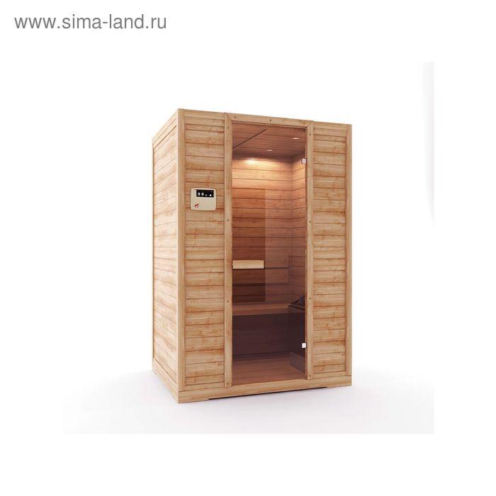 Финская  сауна  четырехместная 170x130x200