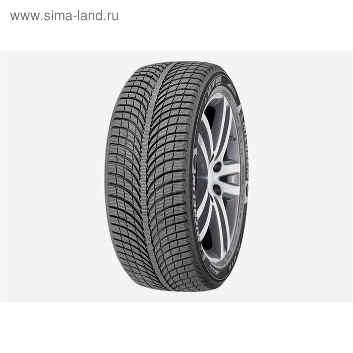 Зимняя нешипованная шина Michelin Latitude Alpin 2 225/60 R17 103H