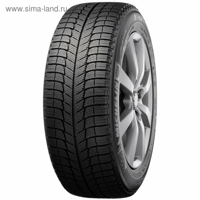 Зимняя нешипованная шина Michelin X-Ice 3 XL 215/55 R16 97H
