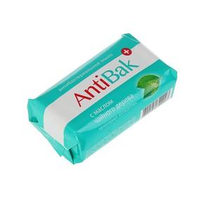 """Антибактериальное мыло """"Мой Доктор"""" с маслом чайного дерева и экстрактом брусничных листьев, 100 г"""