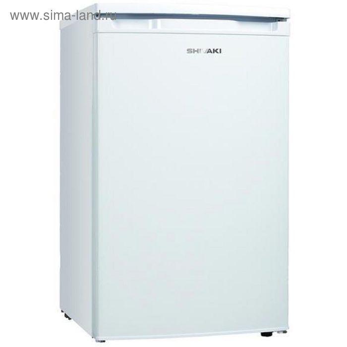 Морозильная камера Shivaki SFR- 80 W, 68 л, класс А+, однокамерная, белая